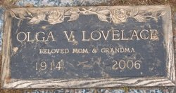 Olga Victoria <i>Johnson</i> Lovelace