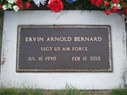 Ervin Arnold Bernard