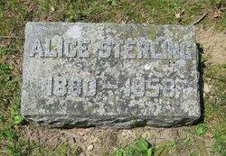 Alice H. Sterling