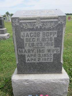 Mary J. <i>Buck</i> Bopp
