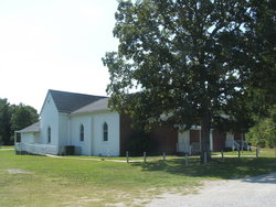Allen Grove Baptist Church Cemetery