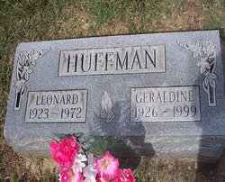 Leonard G Huffman