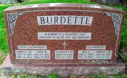 Lydia M Burdette