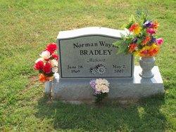 Norman Wayne Bradley