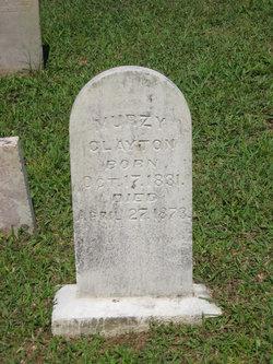 Margie Ellice Murzy <i>Witt</i> Clayton