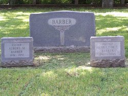 Henrietta E <i>Lawrence</i> Barber