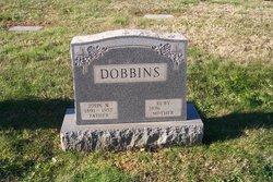 Ruby Leonora <i>Webb</i> Dobbins