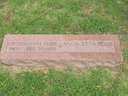 Angie <i>Cather</i> Pease
