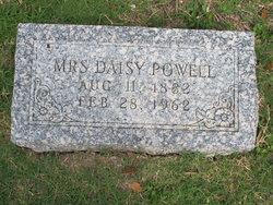Daisy <i>Saunders</i> Powell