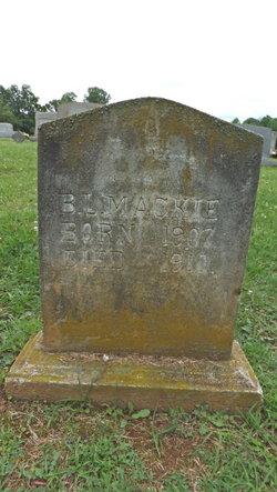 B.L. Mackie