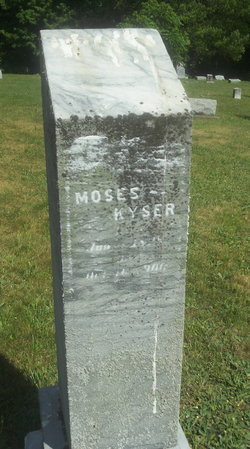 Moses Kyser