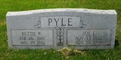 Mary Sarah Elizabeth <i>White</i> Pyle