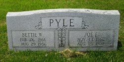 Joe F. Pyle
