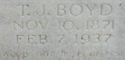 Thomas Jesse Boyd