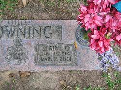 Elaine C. <i>Paddock</i> Downing