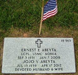 LCpl Ernest E. Buddy Abeyta