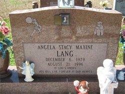 Angela Stacy Maxine Lang