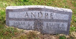 Sarah <i>Morton</i> Andre