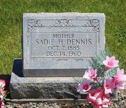 Sarah Delight Sadie <i>Hancock</i> Dennis