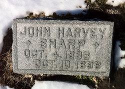 John Harvey Sharp