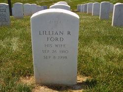 Lillian R Ford