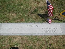 John Patrick Pat Barnes