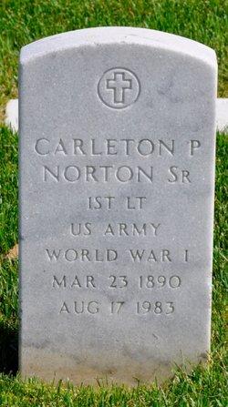 Carleton Porter Norton, Sr