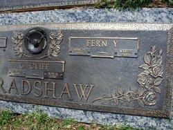 Fern Eugene <i>Yarbrough</i> Bradshaw