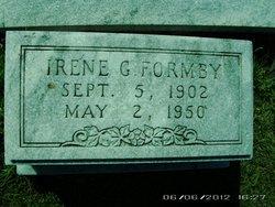 Irene Genie Formby