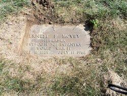 Ernest F Mcvey
