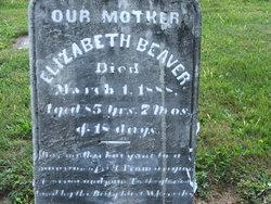 Elizabeth Betsy <i>Bower</i> Beaver