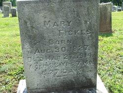 Mary <i>Beaver</i> Fickes
