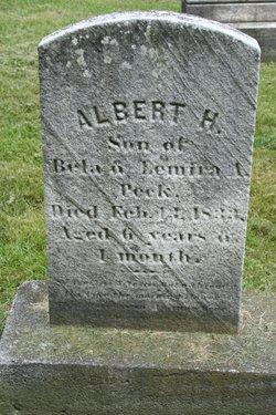 Albert H Peck