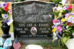 Sgt Lee A Ennis