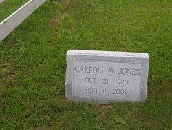 Carroll William Jones
