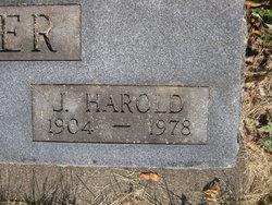 John Harold Bauer
