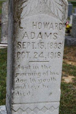 L. Howard L.H. Adams
