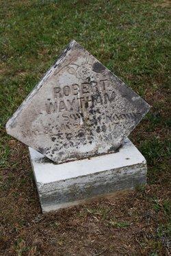 Robert Waytham Adams