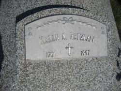 Karen <i>Scheinost</i> Retzlaff
