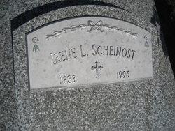 Irene Louise <i>Sedlacek</i> Scheinost