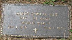 James Owen Nix