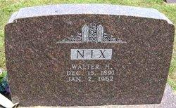 Walter H. Nix