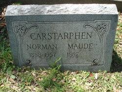 Norman Eldredge Carstarphen
