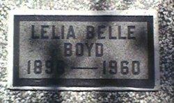 Lelia Belle <i>Gardner</i> Boyd