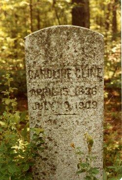 Caroline <i>Moore</i> Cline