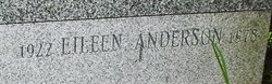 Eileen <i>McCloskey</i> Anderson