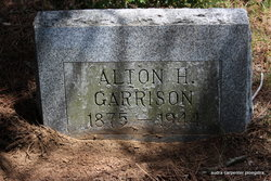 Harry Alton Garrison