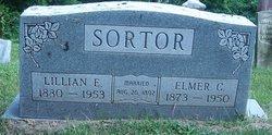 Lillian Esther <i>Baker</i> Sortor