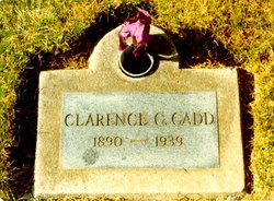 Clarence Cyrus Cadd