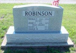 Jessie F. <i>Beckwith</i> Robinson